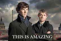 Geeks/BBC/Random Fandom / Big Bang THeory, Sherlock Holmes, MErlin..., Doctor Who, Arrow, / by Leanne #forevereleanar