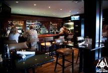 Henry's Hotel Bar / An Elegant Gastro-Pub in Edgartown: relax with great food, drinks, and conversation.  / by Harbor View Hotel