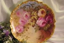 Decorative Plates  / by marjorie mc caulay