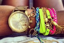 Beauty Board / Clothes, nails, jewelery, shoes, hair, etc. :) / by Sam Carli