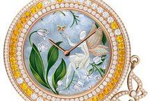 Van Cleef & Arpels Watches. / by Cheryl Watson