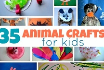 Kid Crafts / by Giraffe Laugh