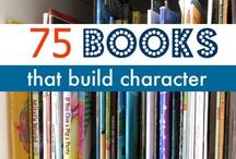 Books / by Giraffe Laugh