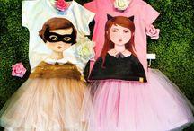 Little girls' wardrobe / by Lauren Pride