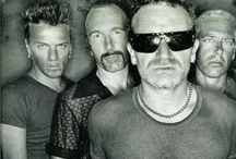 U2 the best band! / by Paola Alcaraz
