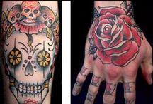 tattoos / by Robin Morris