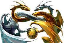 Dragons / Dragons / by Jason Lucas