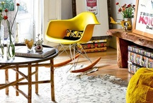 Deco: Muebles / Muebles: Aparadores, Cómodas, Mesas, Sillas, Sillones, Taburetes / by Maria Jose de Roda Lamsfus
