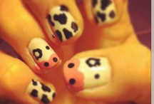 Nails / My own designs + inspiration. / by Annelin Knudsen