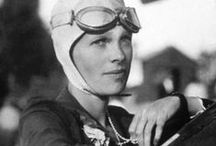 Amelia Earhart / by ChansLau People