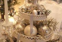 Christmas Decor  / by Stephanie Paulk