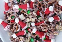Christmas food / by Stephanie Paulk