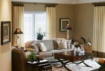 Window treatments / by Stephanie Paulk