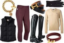Barn outfits and ideas / by Alyssa Jernigan