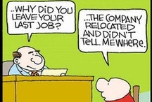 Career Humor / LOL! / by UVa-Wise Professional and Career Development (Official)