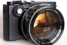Cameras... / by Rusty