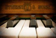 Brass, Wind & Keys... / by Rusty