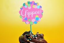 Cupcakes are Cool! / by Lynnee Jimenez
