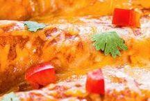 Mexican, Tex-Mex & Salsa Recipes / by Susan Carlin