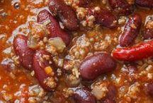 Chili & Stews / by Susan Carlin