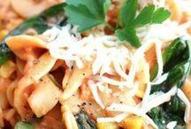 *Pasta & Italian Recipes* / by Susan Carlin