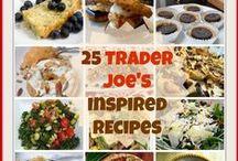 Trader Joe's Recipe Yumminess / by Lynnee Jimenez