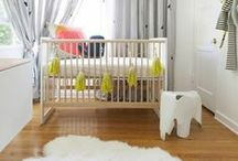 Nursery Design / by Kendra {at} Stewart Design Studios