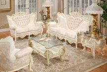 living rooms / by Jean B