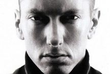 Eminem...... enough Said!! / This guys lyrics, thoughts and quotes just make sense to me, I just get him and I thank him for helping me through........ / by Sharon Taylor