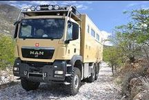 4x4 Expedition Trucks / World-class expedition 4x4 trucks, Overland trucks, and other similar vehicles / by Paper Cruisers