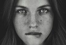 Freckles <3! / by Waiganjo Kamotho