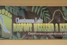 CLBF 2013 / Chautauqua Lake Bigfoot 2013 / by We Wan Chu Cottages