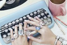 ACCESSORIES we die for!! <3 / by susana garcia