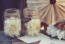 WEDDING IDEAS... / by susana garcia