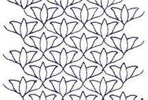 1 1 A R Dessin / stencils / silhouette / Patterns / by Rieki ter Beek