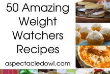 Healthy Eating / Low fat, healtier recipes for when I feel like actually behaving ;) / by Jewels McKee