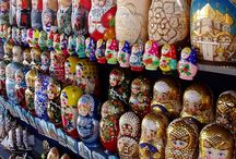 Russian Dolls my matryoshka obsession / by laura pethullis