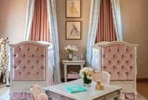 """Chambres d' Enfants / Children's Rooms  ♔ Please follow the """"Pinterest Etiquette"""" and limit your pins to 10 pins per Board and 15 pins overall per day. Thank you.♔  / by Misha Alexis"""
