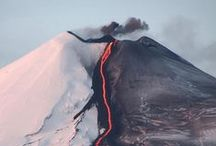 Volcanoes / by Paola Gambetti