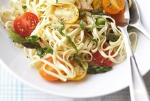 Healthy Dinner Recipes  / Decreasing calories doesn't have to mean sacrificing flavor. Enjoy these tasty, good for you dishes! http://www.bhg.com/recipes/healthy/ / by Better Homes and Gardens
