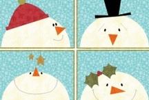 Snowmen / by Robin Bennett