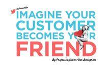 Customer service / by Ariana Amorim