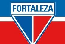 """Fortaleza Esporte Clube / """"Receba um sincero, abraço da torcida tão leal, meu Tricolor de Aço!"""" / by MrDam Rodrigues"""