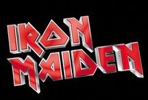 Iron Maiden  / by MrDam Rodrigues