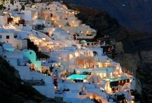 Santorini / Lugar maravilhoso ! / by MrDam Rodrigues