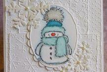Inspirational  Christmas cards / by Joan Wilcockson