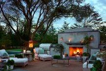 outdoor living / by Alexa Schneider