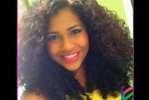Natural/Curly Hair / by Jasmine Ramirez