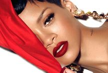 My Rihanna and Halle obsession / by Mrs AMD
