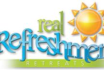 Real Refreshment Retreats / by Real Refreshment Retreats